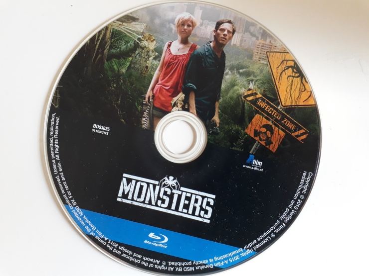 Blu-ray Monsters
